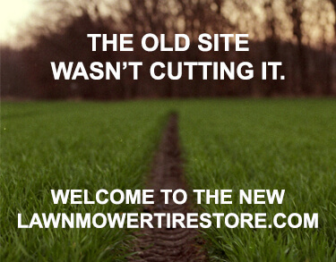 Lawn Mower Tire Store New Website