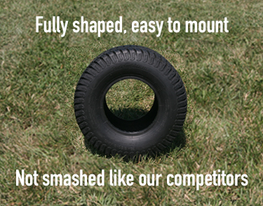 High Quality Lawn Mower Tires